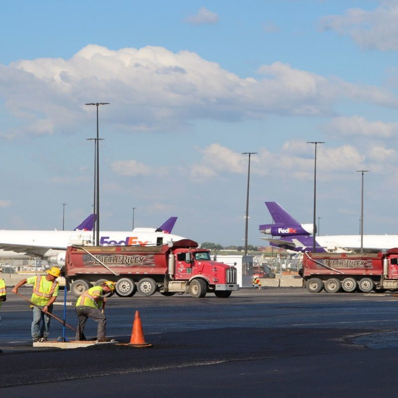 FedEx GSE STaging area (1)