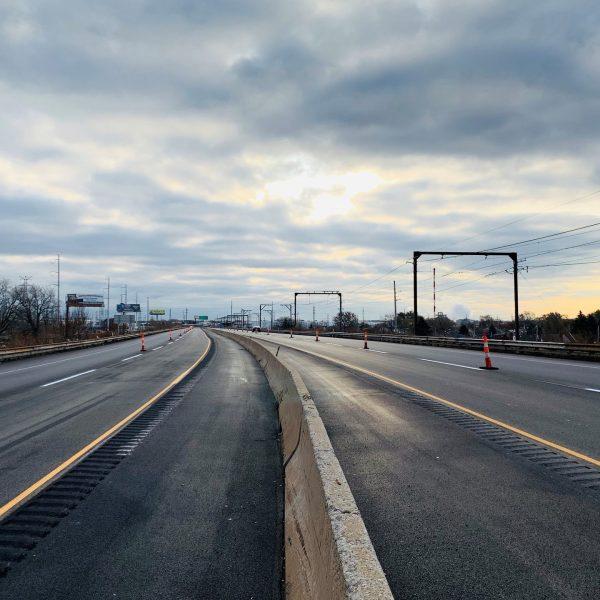 Phase II Roadway 2